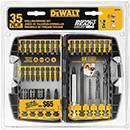 Mechas, puntas de impacto DEWALT Dw2180