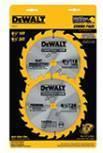 Pack de Sierras DEWALT DW9158