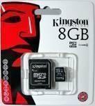 Memoria Micro Sd De 8Gb