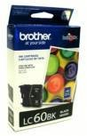Cartucho Brother LC60 negro