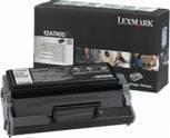 Toner LEXMARK 12A7405